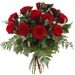 Bukiet róże na urodziny